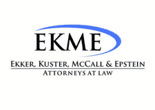 ekme law logo