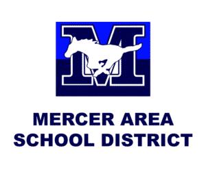 mercer area high school