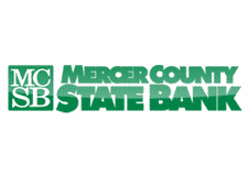 mercer county state bank logo