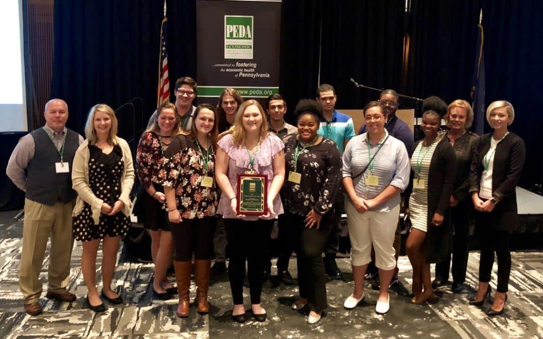 eAcademy Wins 'Economic Development Program of the Year' Award