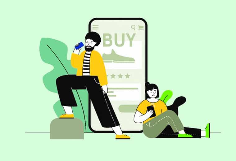 ecommerc trends 2021
