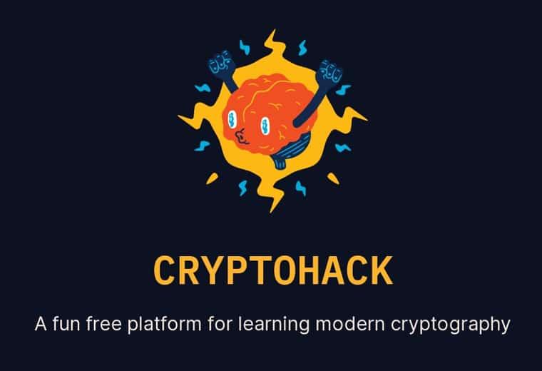 cryptohack screenshot