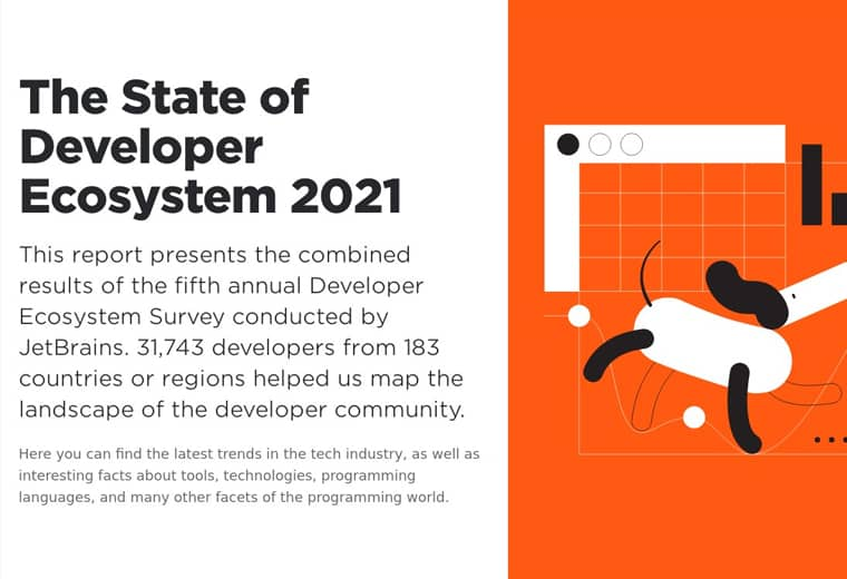 developer ecosystem 2021