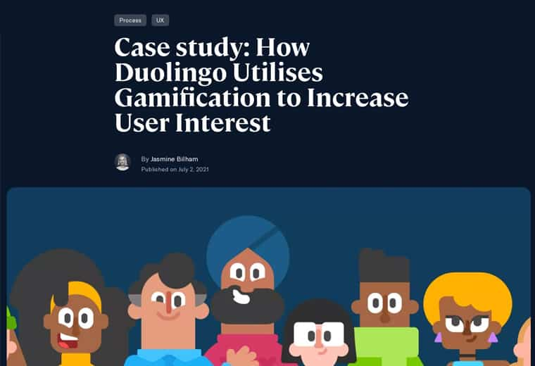 duolingo case study